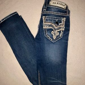 Rock Revival Janelle Straight jeans